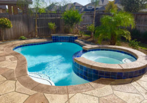Towne Lake Texas Custom Pool Builder